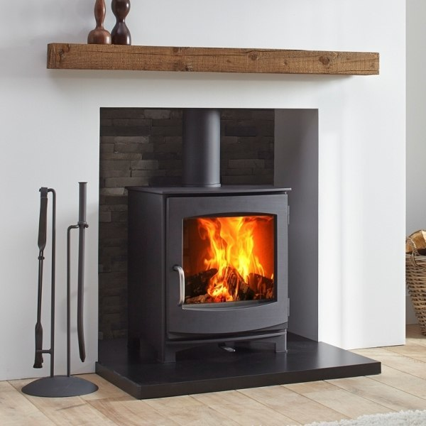 contemporary wood burning archives eco stoves. Black Bedroom Furniture Sets. Home Design Ideas